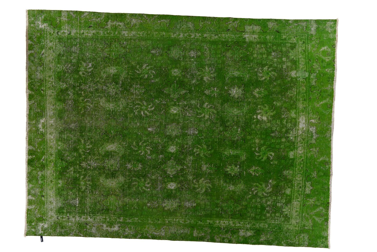 ID 2075 Pure 2.0 green 204 x 274 cm